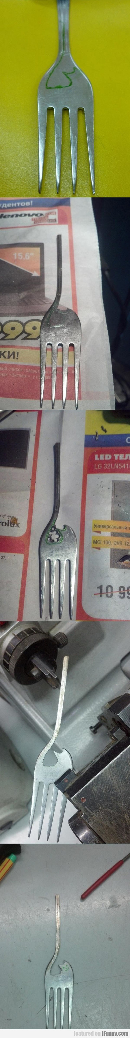 My Favorite Fork