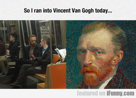 The Real Vincent Van Gogh