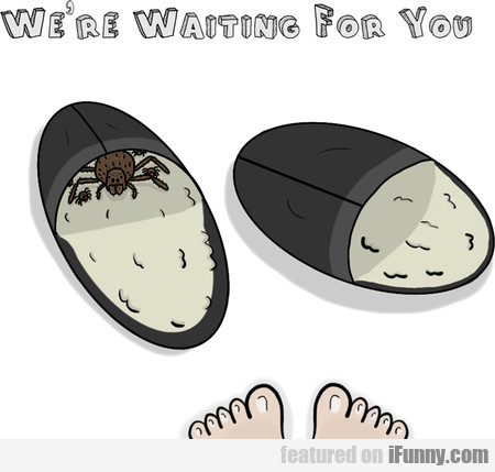At Least The Slippers Are Flammable