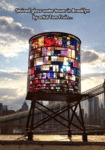 Beautiful Glass Water Tower