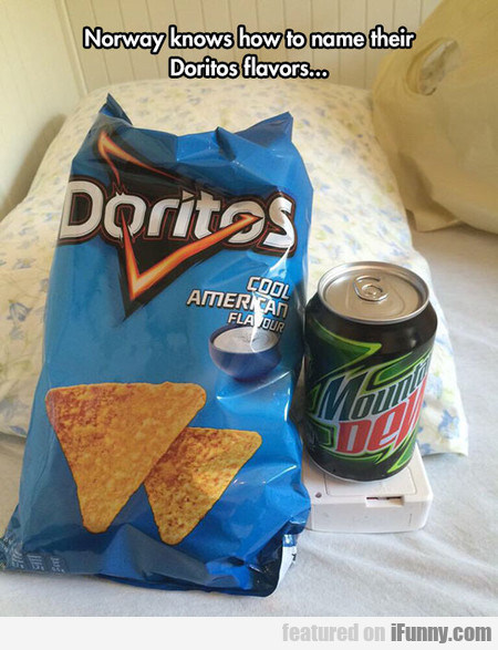 Norway Doritos