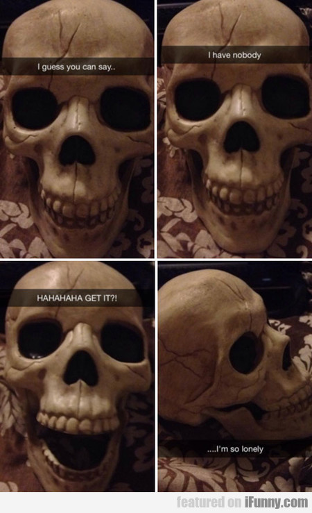 Skeleton Humor
