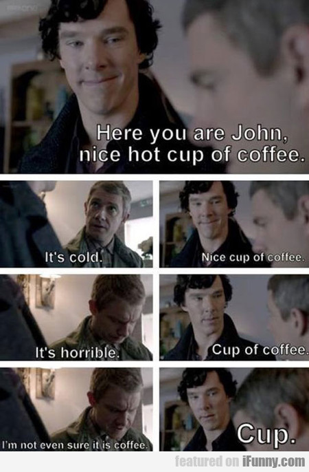 Sherlock Solves A Real Problem