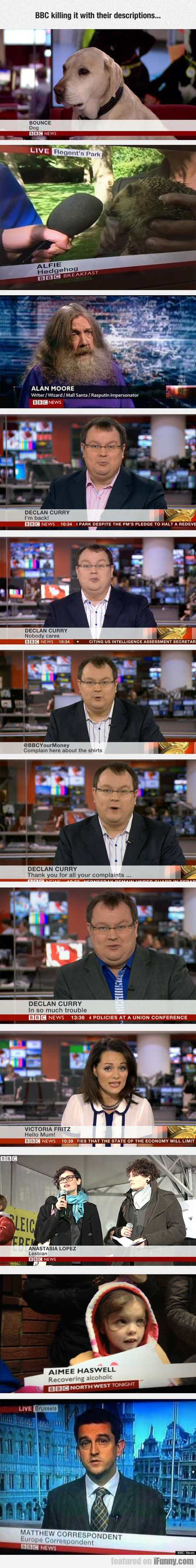 The Person In Charge Of Captions At Bbc Deserves A