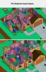 The Simpsons House Layout...