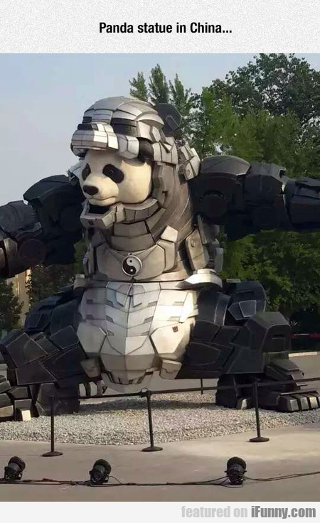 We Shall Call Him Pandatron