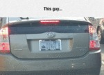 Interesting License Plate