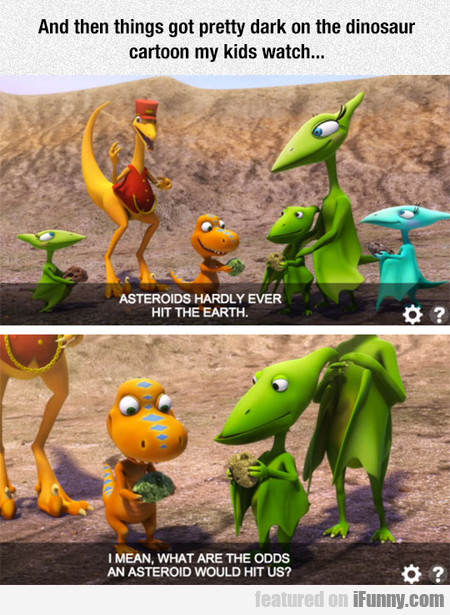 Dinosaur Train Is Awesome