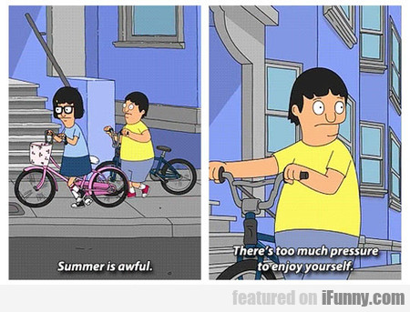 Truth About Every Summer