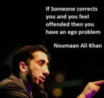 Wise Words From Nouman Ali Khan