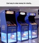 Cool Way To Raise Money For Charity...