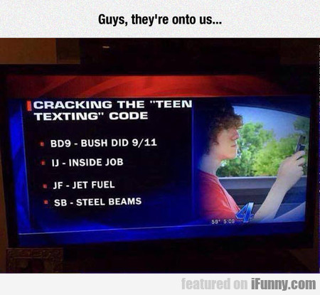 Cracking The Teen Texting Code