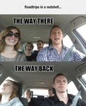 Every Roadtrip Ever