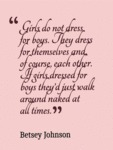 Betsey Got It Right