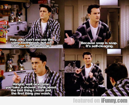Joey Does Have A Point