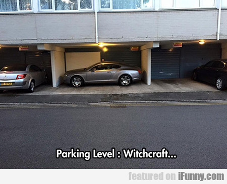 How Is This Parking Even Possible?