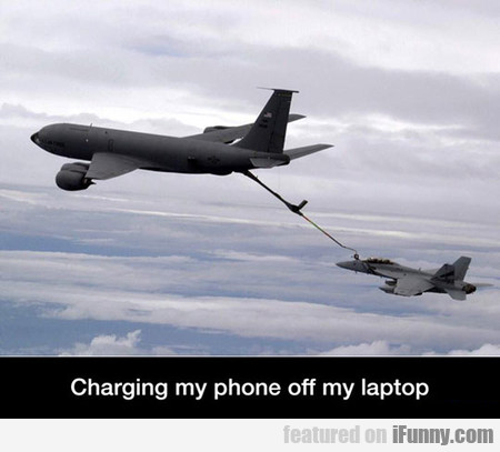 And It Takes Forever To Charge