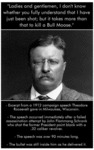 Roosevelt Was A Tough Man