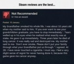 Steam Reviews Are The Best