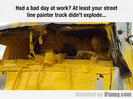 I Feel Your Pain, Yellow Man