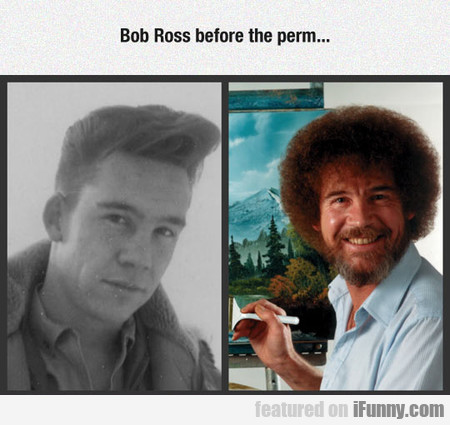 Young Bob Ross