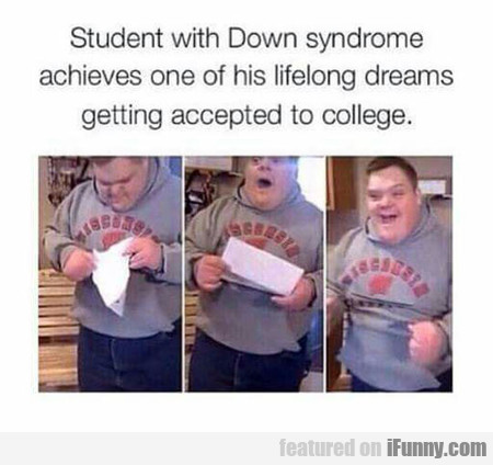 Lots Of Respect For This Kid