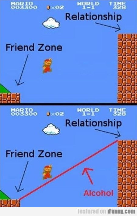 How To Get Outta The Friend Zone