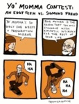 Edgy Teen Vs. Sigmund Freud