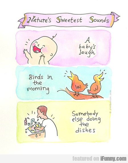 Nature's Sweetest Sounds