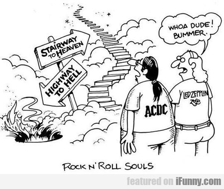 The Souls Of Rock And Roll
