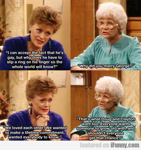 Golden Girls Was So Ahead Of Its Time