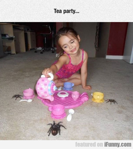 A Nope Party For Me