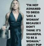 Iggy Pop Is Awesome