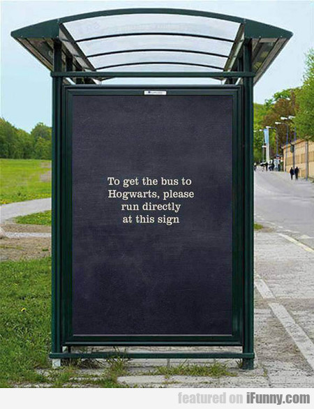 Bus To Hogwarts