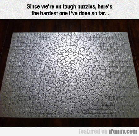 An Impossible Puzzle