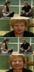 One Of The Reasons I Like Ed Sheeran