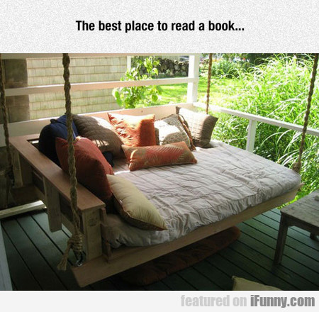 Cozy Space to read a book