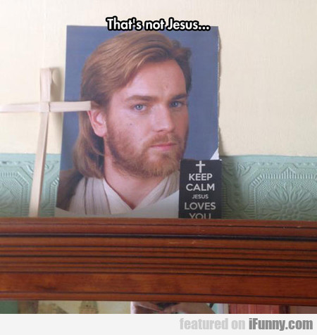 Obi Wan Died For Our Sins?