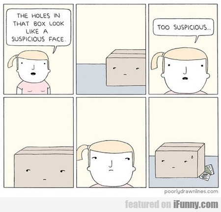 Boxed Up Paranoia