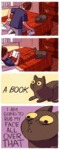 Cats Vs. Books