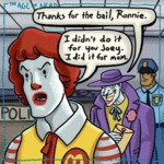 Ronald Bails His Brother