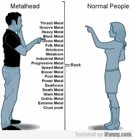 Rock For Metalheads