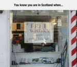 Just A Barber Shop In Scotland