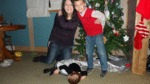 Family Christmas Photo Fail!