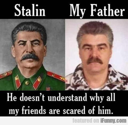But, I Thought Stalin Was Dead