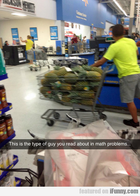 Mike Bought Thirty-Five Pineapples