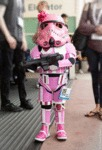 Little Pink Stormtrooper