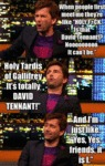 Is It David Tennant?