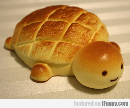 Oddly Satisfying Turtle Bread