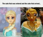 Ordered Elsa, Received Ian Mckellen In Drag